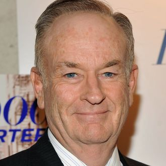 Bill O'Reilly attends the Hollywood Reporter celebration of