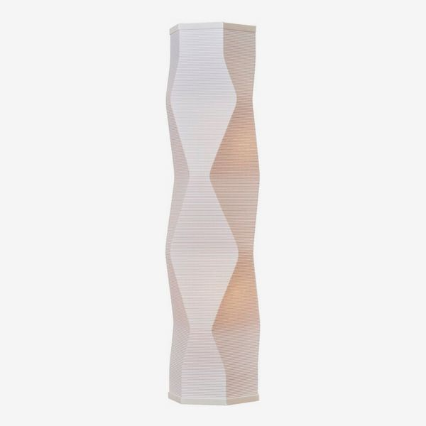 Chevington Column Floor Lamp
