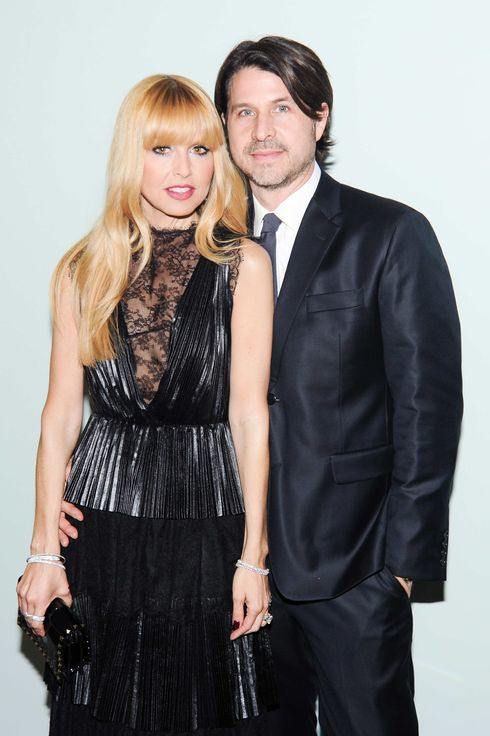 Rachel Zoe, (wearing Tiffany & Co.), Rodger Berman