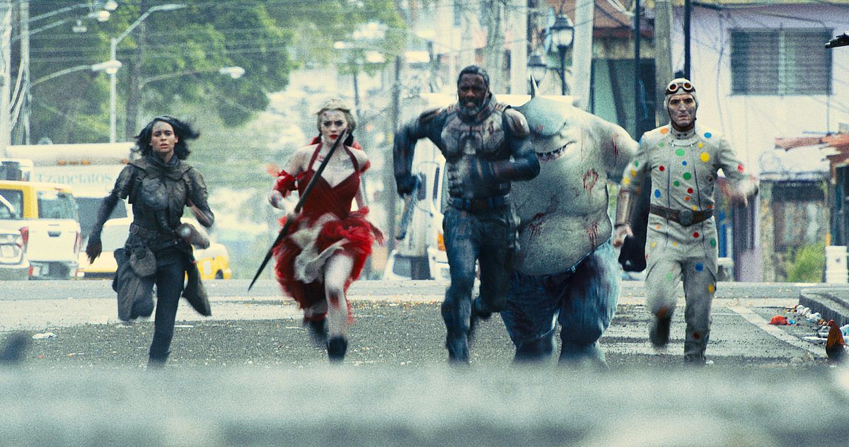 Who's Who in The Suicide Squad: A Character Guide