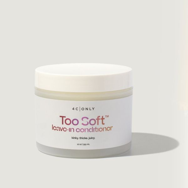 4C Only Too Soft Leave-In Conditioner
