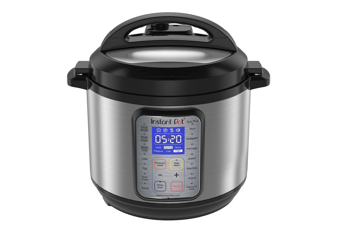 Instant Pot DUO Plus 6-Quart 9-in-1 Multi-Use Programmable Pressure Cooker