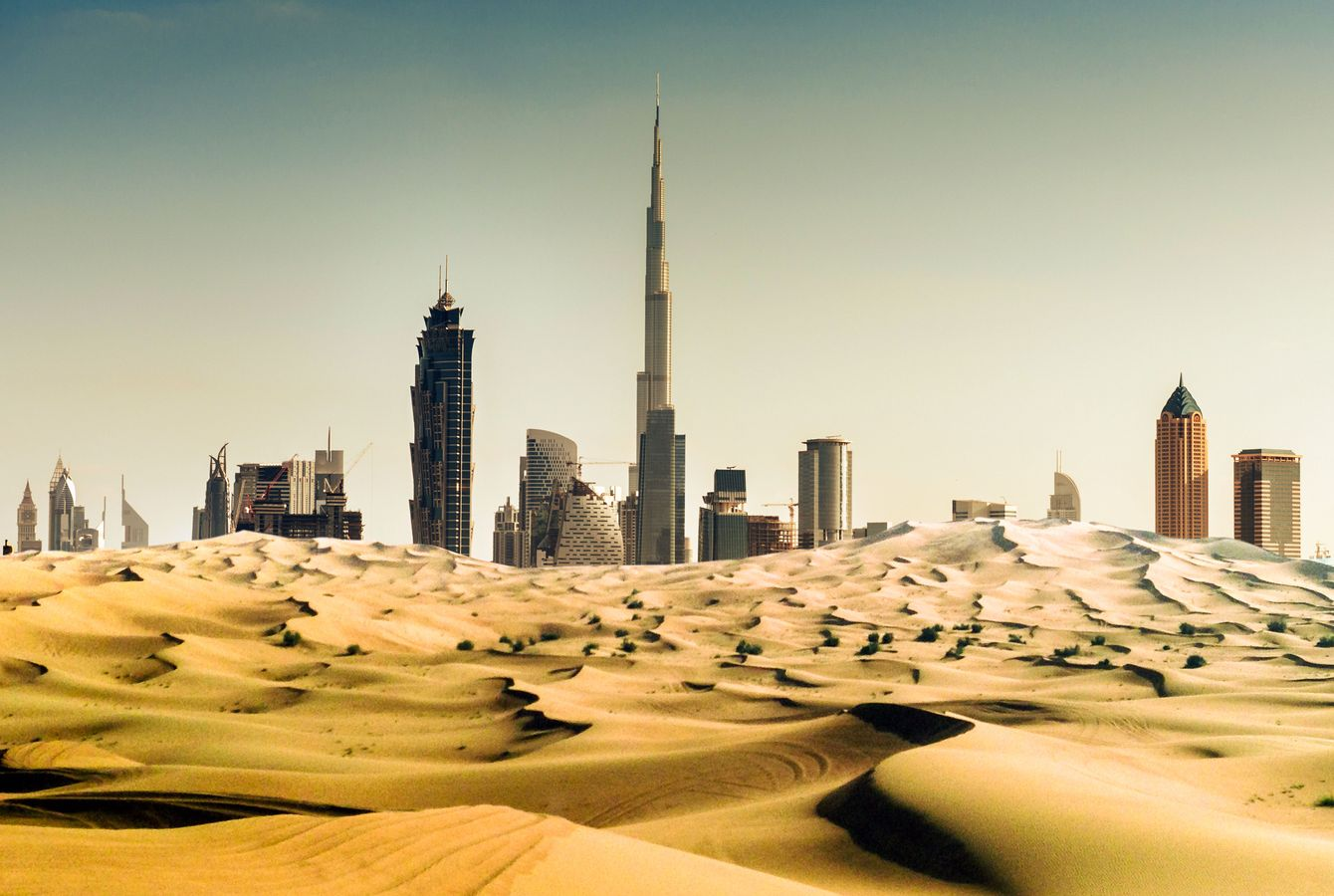 Week 8: Everything You Think You Know About Dubai Is Wrong