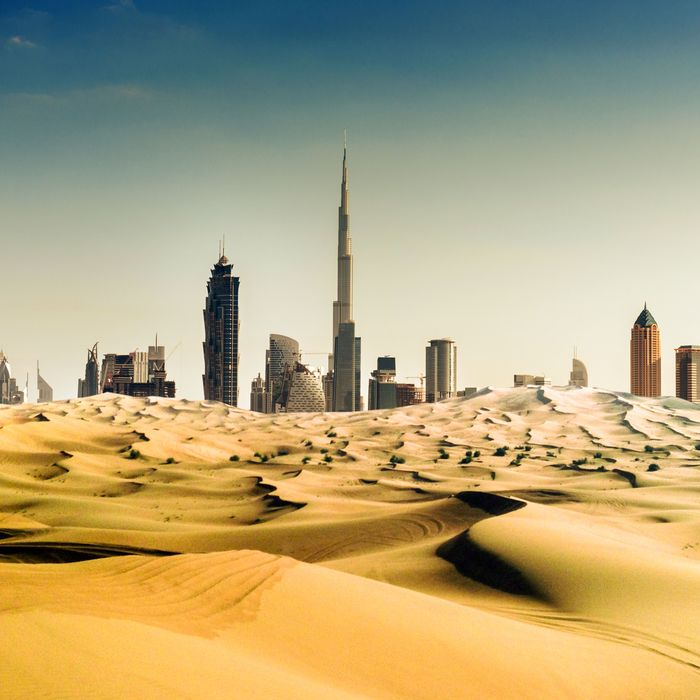 Everything You Think You Know About Dubai Is Wrong