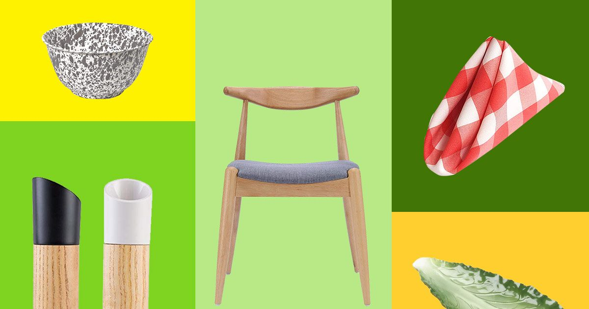 Cheap (But Expensive-Looking) Dining-Room Décor on Amazon