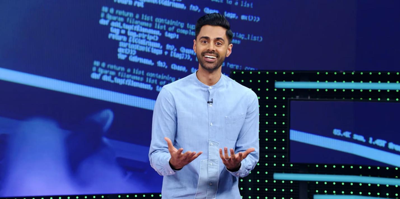 Hasan Minhaj Wants to Mail You a Netflix DVD