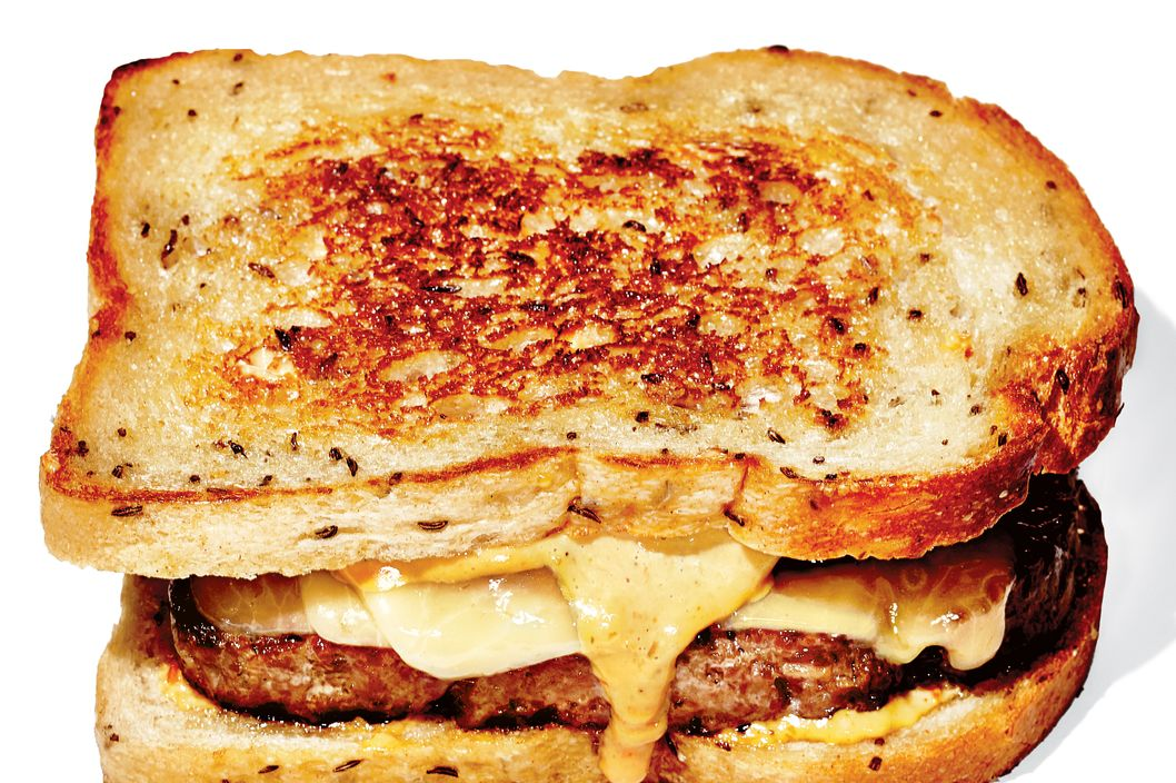 In Praise of the Patty Melt -- Grub Street