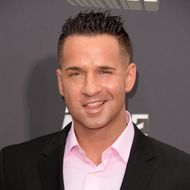 "TV personality Mike ""The Situation"" Sorrentino arrives at the 2013 MTV Movie Awards at Sony Pictures Studios on April 14, 2013 in Culver City, California."