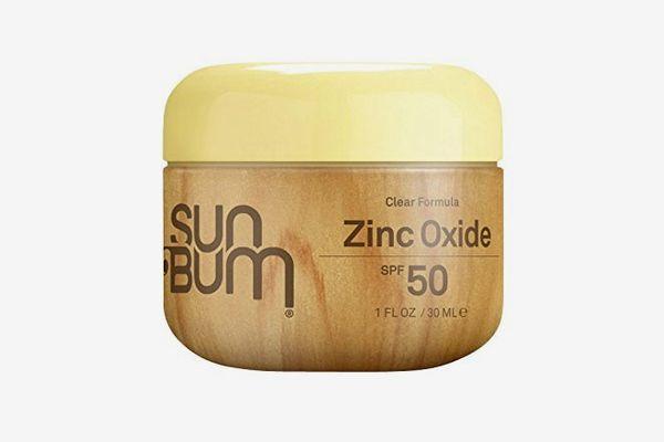 Sun Bum Clear Zinc Oxide Sunscreen Lotion