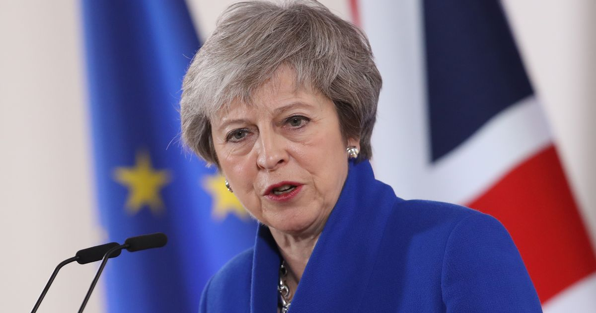 Theresa May Might Be the Most Important Person in the World Right Now