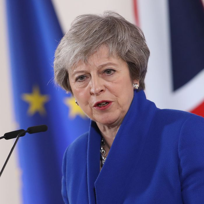 4cbcd12afc3 Theresa May Might Be the Most Important Person in the World Right Now