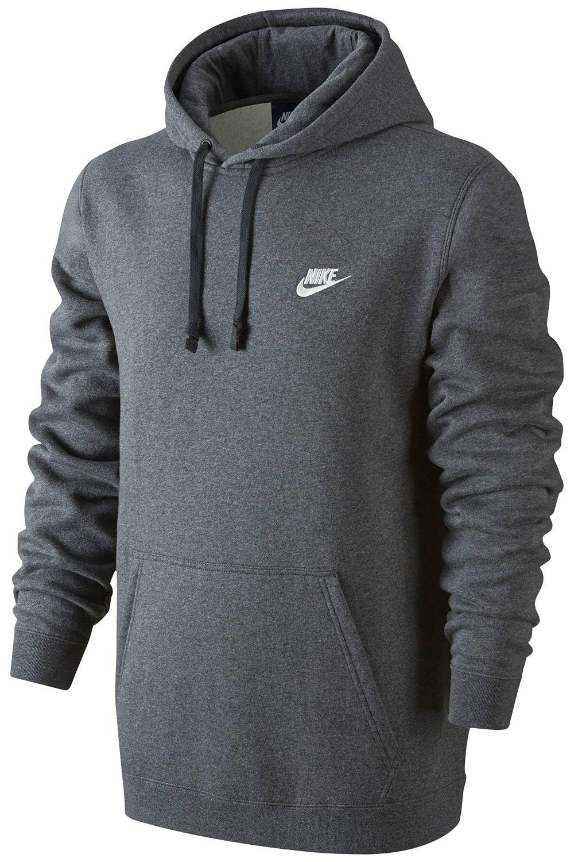 Nike Mens Pullover Fleece Hoodie
