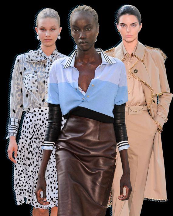 9767f6dd4003 Cathy Horyn Fashion Review of Burberry Spring 2019