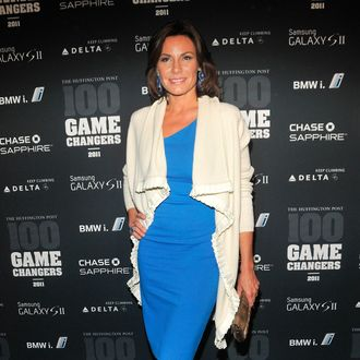 NEW YORK, NY - OCTOBER 18: LuAnn de Lesseps attends the 2011 Game Changers Awards at Skylight SOHO on October 18, 2011 in New York City. (Photo by Ben Gabbe/Getty Images)