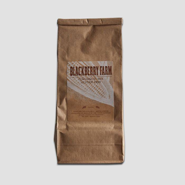 Blackberry Farm Cornbread Mix - Gluten Free