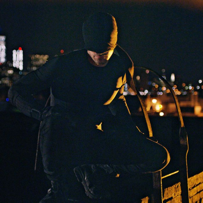 "Charlie Cox stars in the Netflix Original Series ""Marvel's Daredevil."""