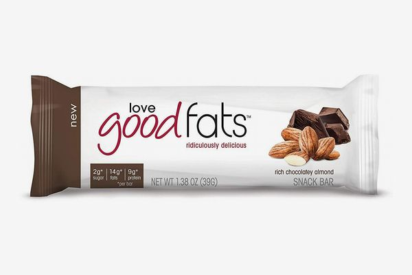 Love Good Fats Bars, Rich Chocolatey Almond - Box of 12