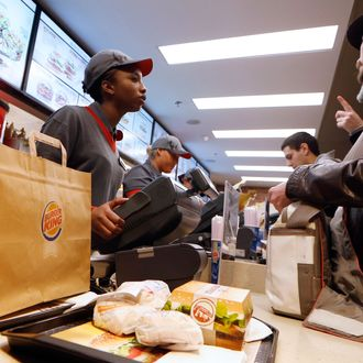 Job Market Now Has Fast Food Chains Headhunting Workers