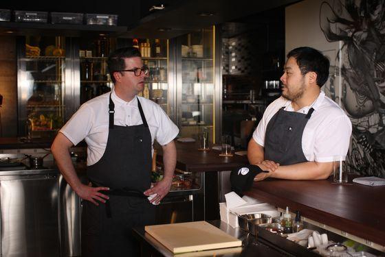 Sean Gray and David Chang.