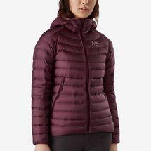 Arc'teryx Women's Cerium LT Hooded Down Jacket