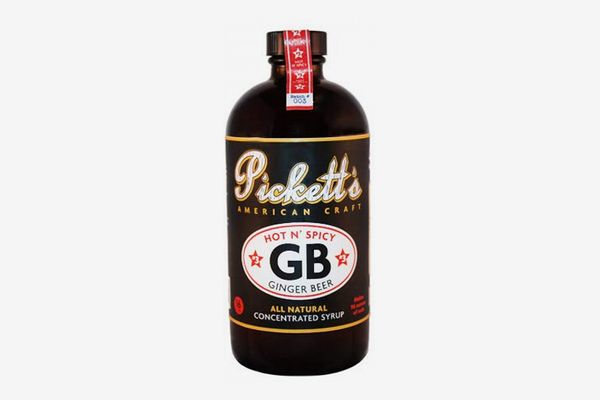 Pickett's Hot N' Spicy Ginger-Beer Concentrated Syrup