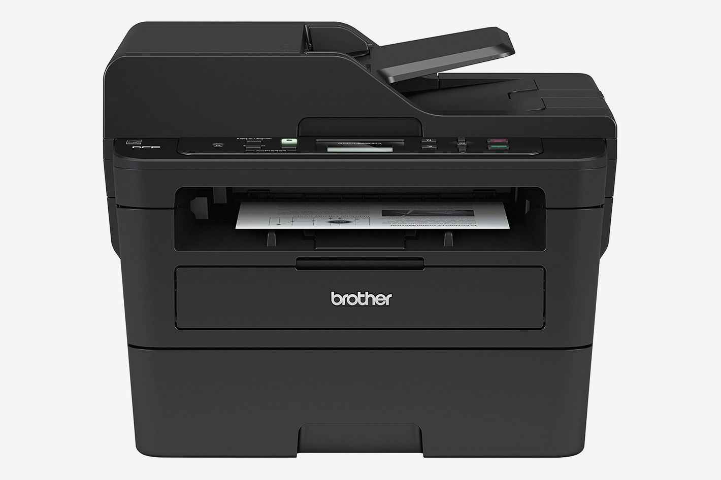 Brother Monochrome Compact Multifunction Printer DCPL2550DW