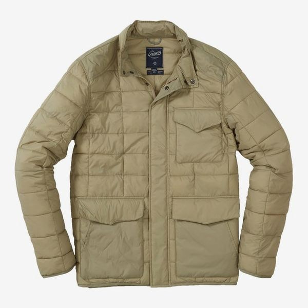 Paragon Quilted Featherweight Jacket