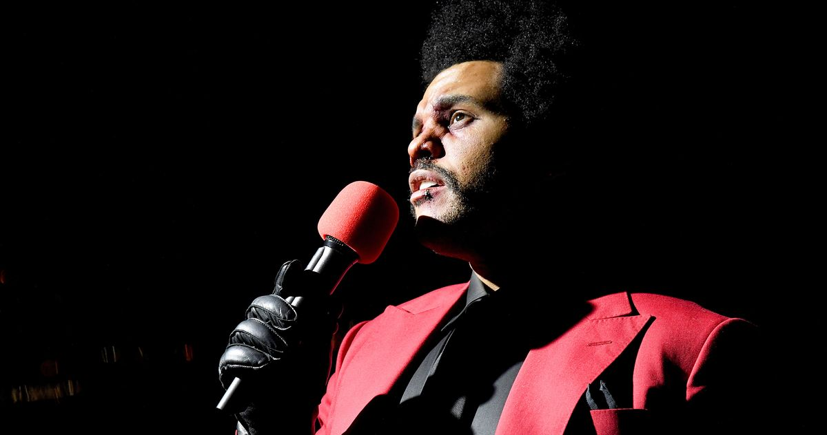 The Weeknd Says He Will Boycott the Grammys From Now On