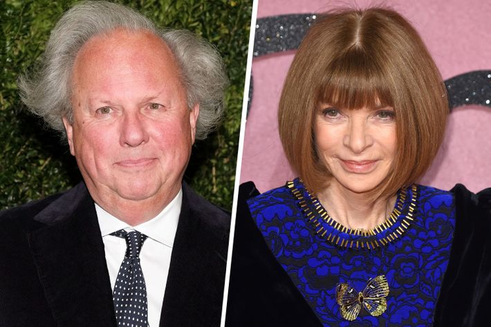 donald trump vanity fair graydon carter anna wintour conde nast meeting