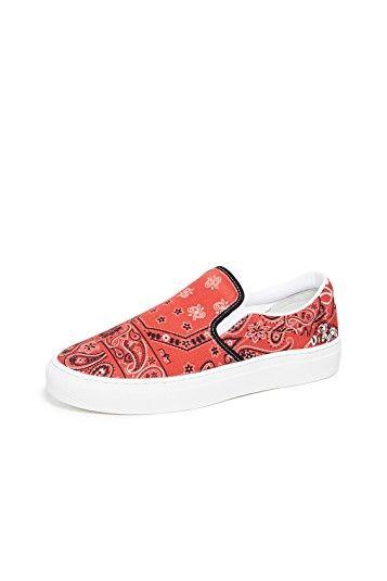 Isabel Marant Meastee Slip On Sneakers