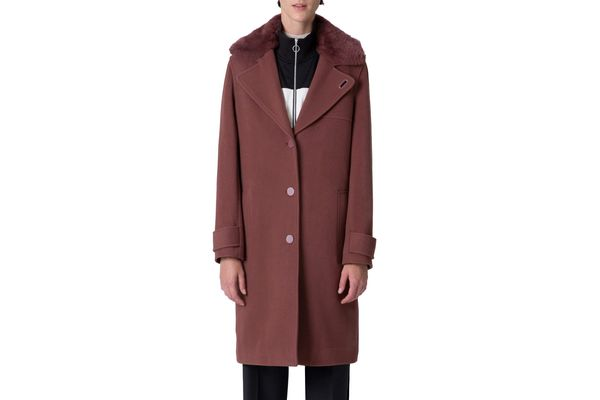 Nora Modular Wool Coat