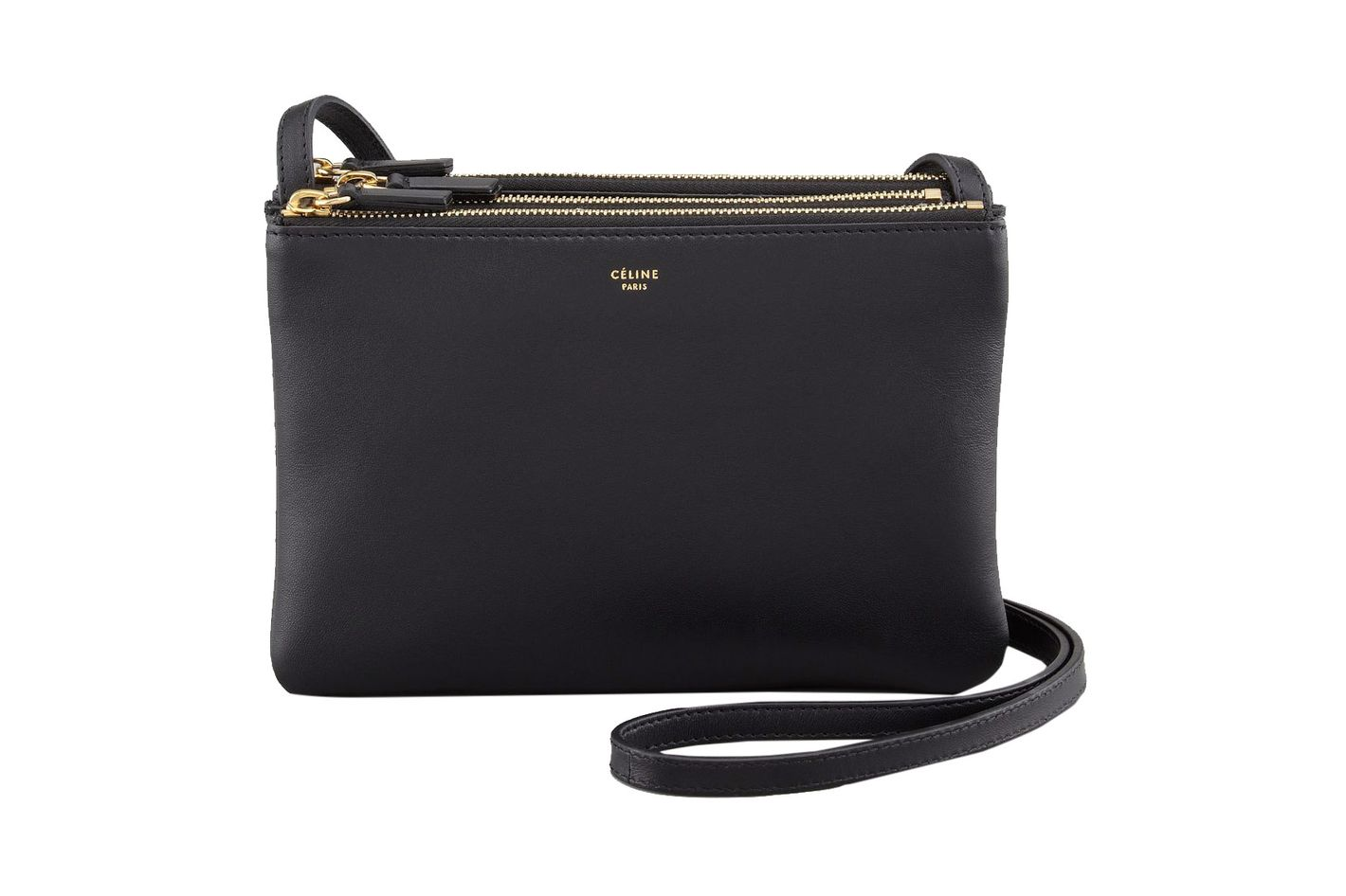 Céline Solo Small Trio Pouch Crossbody Bag