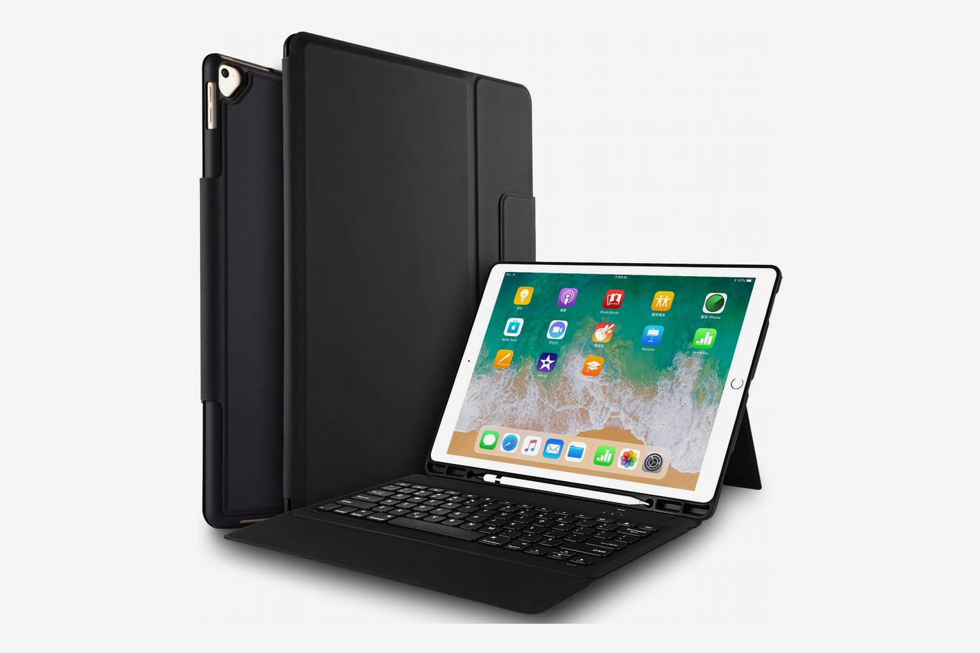 11 best ipad keyboards and keyboard cases for ipads 2019. Black Bedroom Furniture Sets. Home Design Ideas