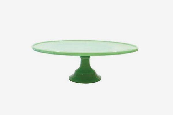 Tablecraft Glass Cake Stand