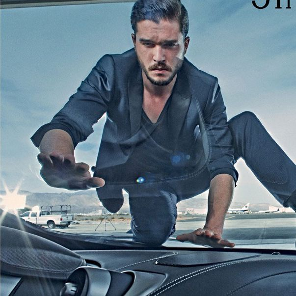 eee26513318f Kit Harington Puts His Bitchy Resting Face to Good Use in Jimmy Choo Ads