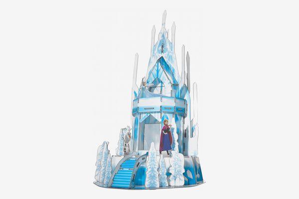Disney 'Frozen 2' Puzz 3-D 47-Piece Plastic Hologram Puzzle