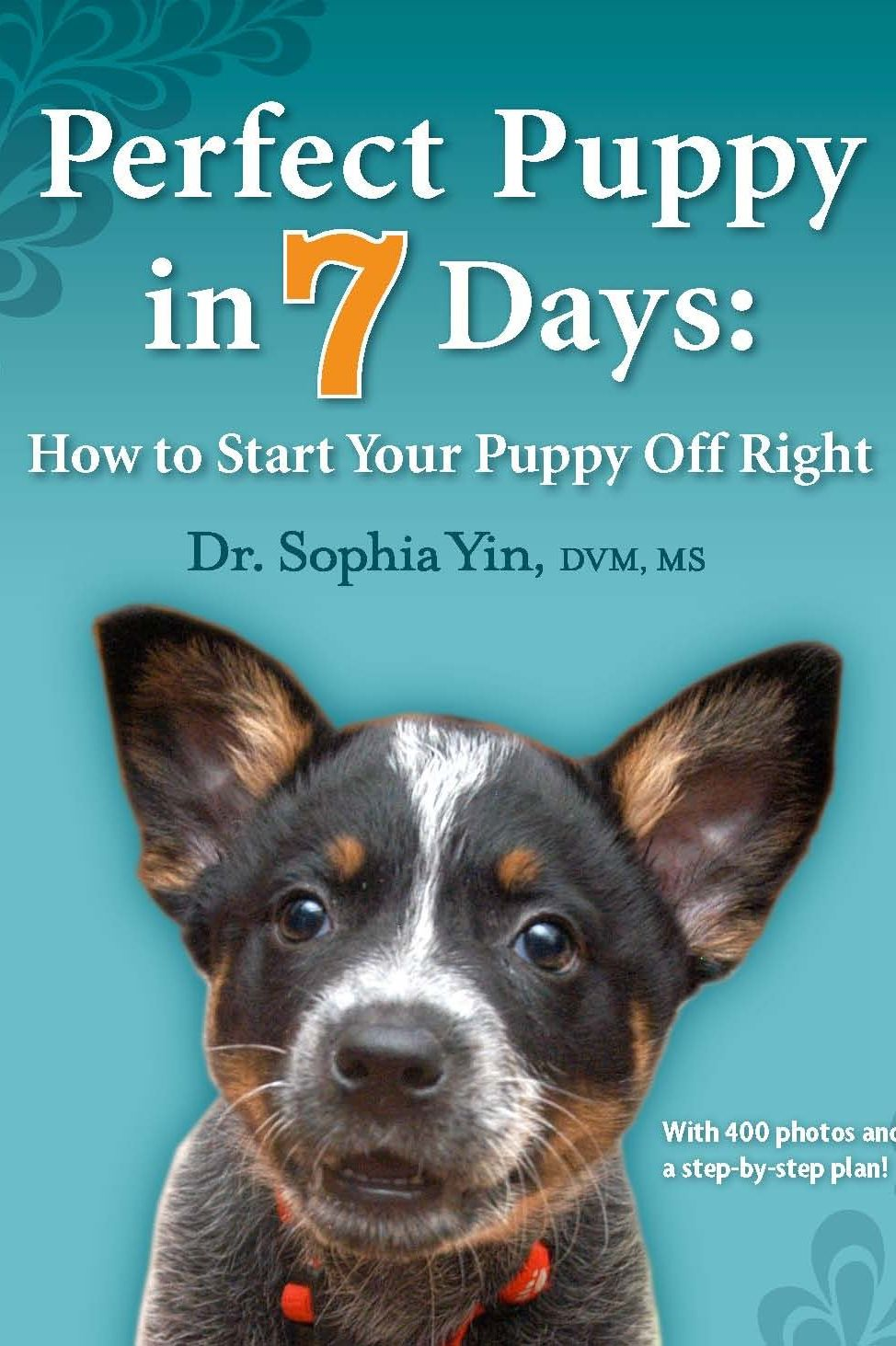 <em>Perfect Puppy in 7 Days: How to Start Your Puppy Off Right</em>, by Dr. Sophia Yin