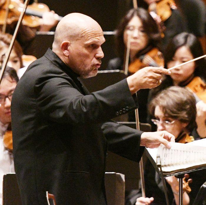 Jaap van Zweden's Opening Night as the Philharmonic's Leader