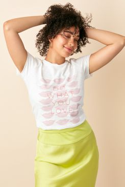 Stella & Dot Do What You Love Graphic Tee