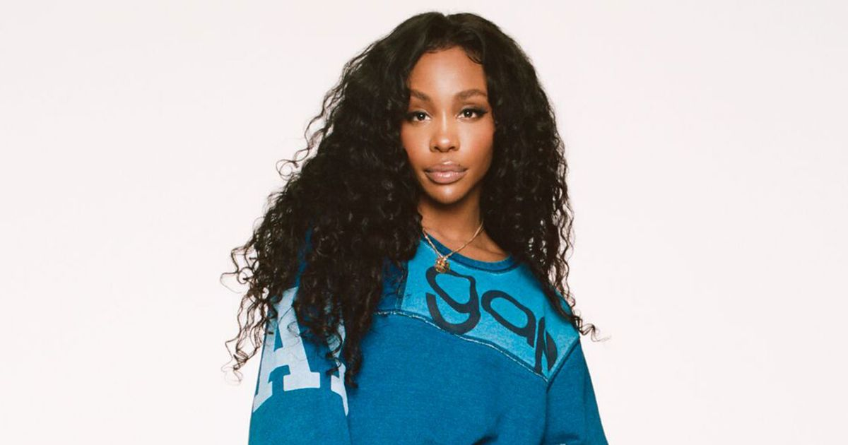 SZA On The Grammy Awards And Her New Gap Campaign