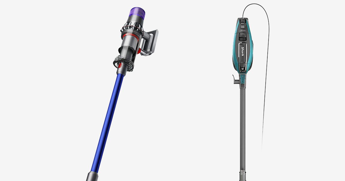 Is the Newest Shark Vacuum a Dupe for the Newest Dyson?