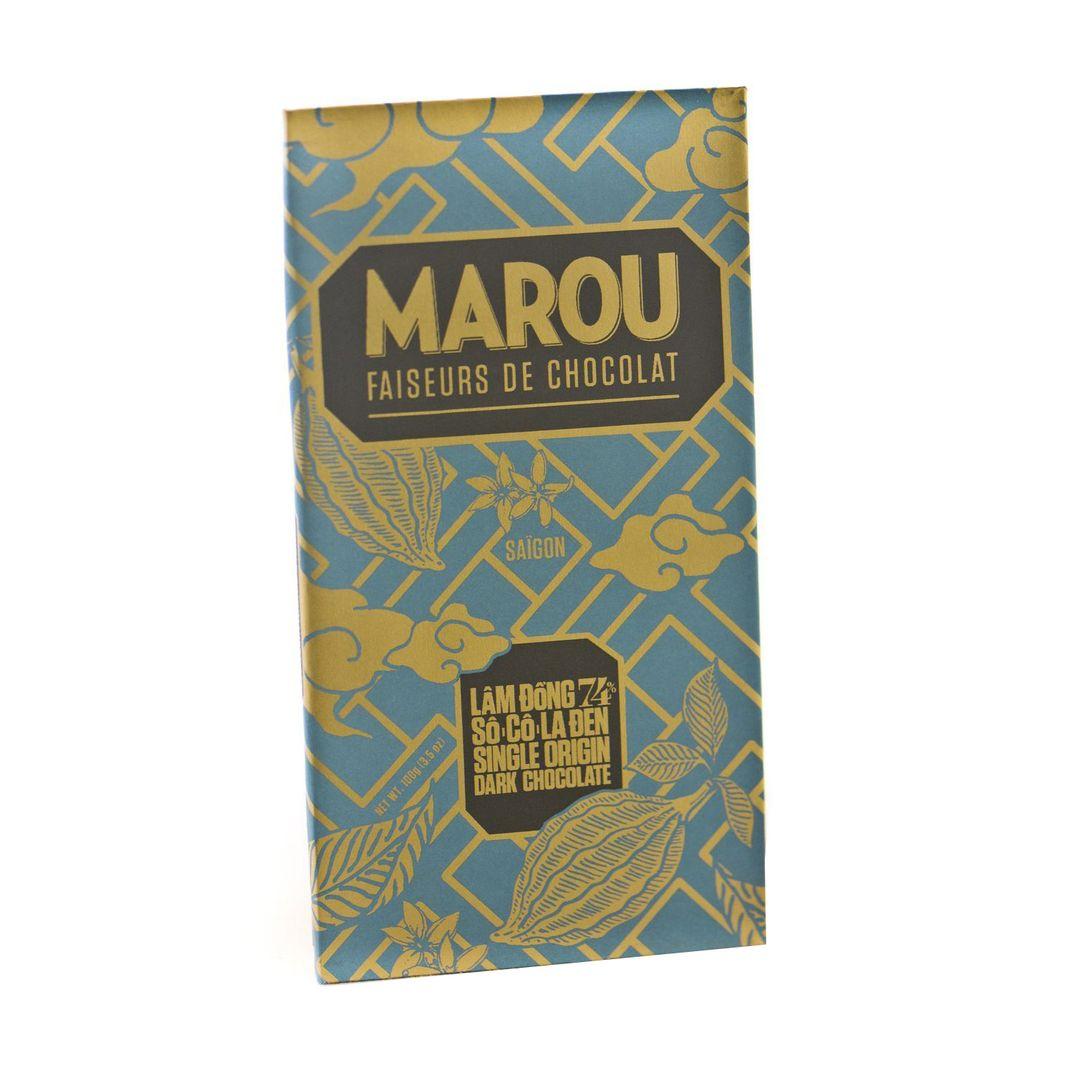 Marou Lam Dong Chocolate Bar