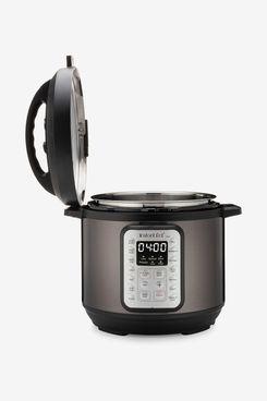 Instant Pot VIVA Black Stainless 6-Quart 9-in-1 Multi-Use Programmable Pressure Cooker