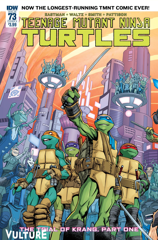 Ninja Turtles Comic Book