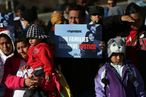 Rally At Supreme Court Calls For Implementation Of Obama Immigration Programs