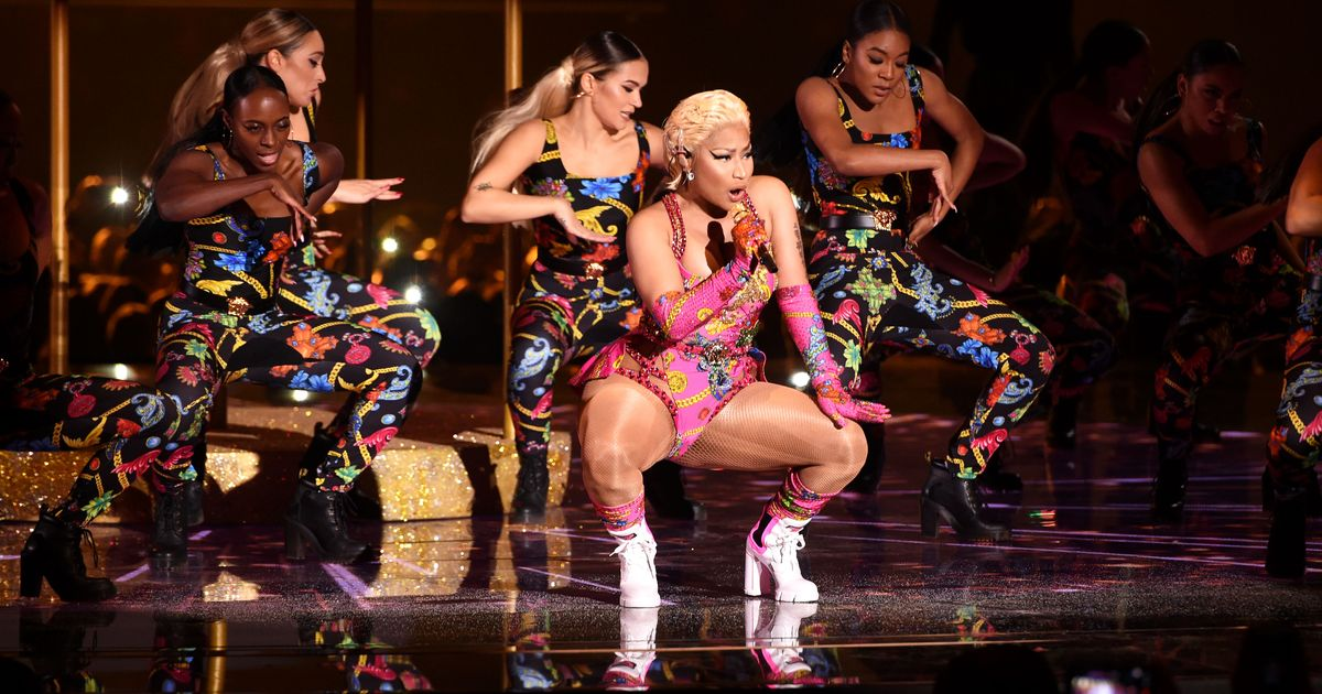 Best New Rap Music: Nicki Minaj, 'Megatron'