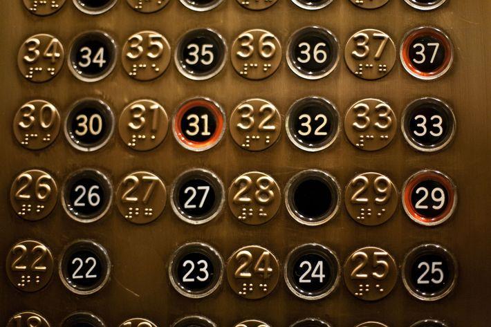 Elevator Doors.