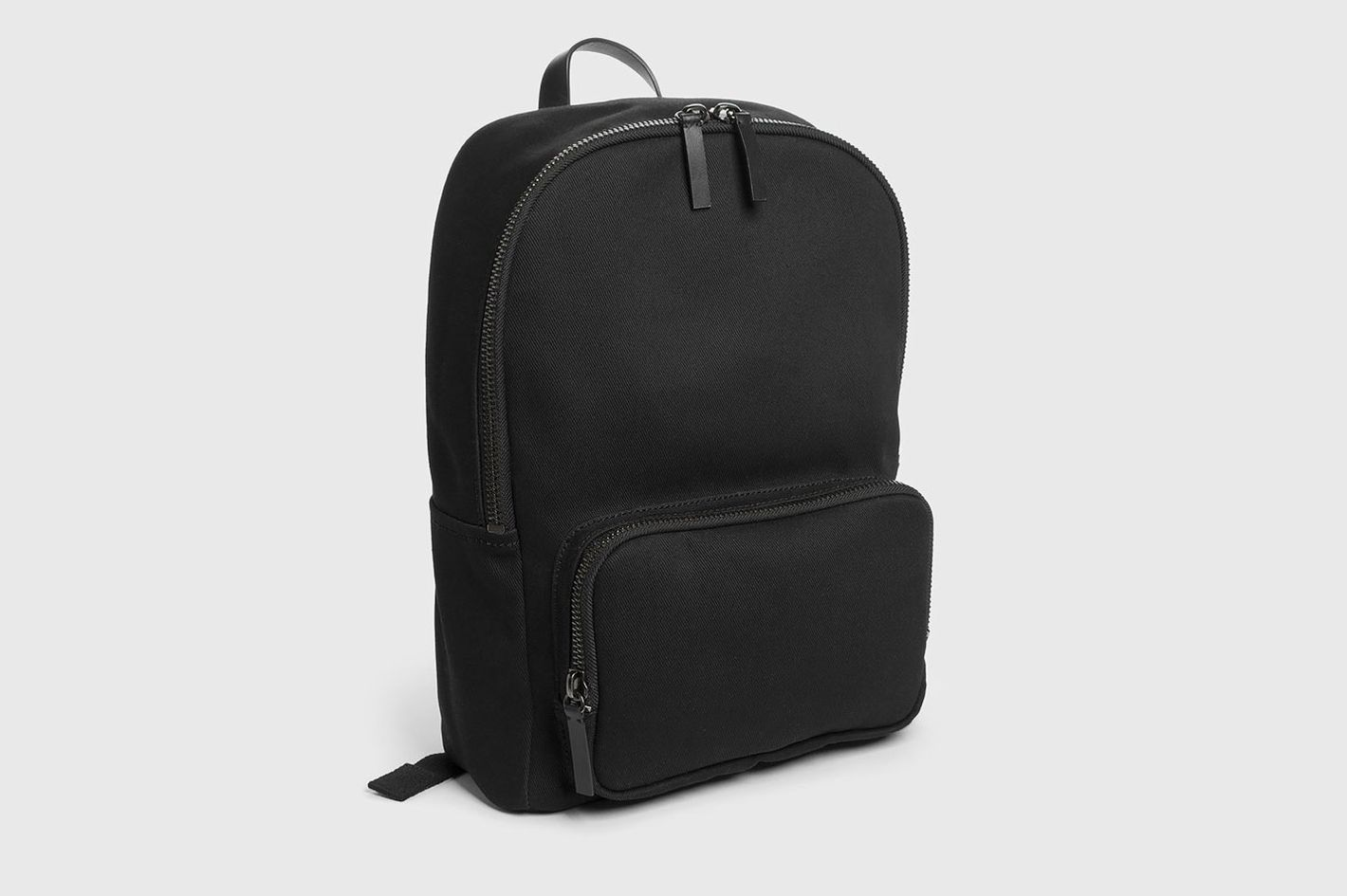 Modern Zip Backpack