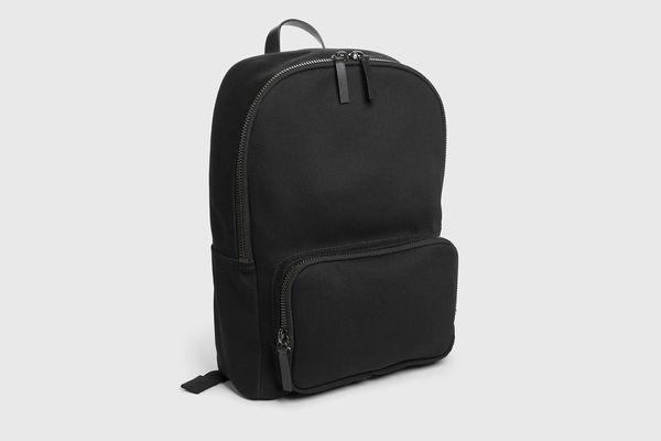 Modern Zip Backpack