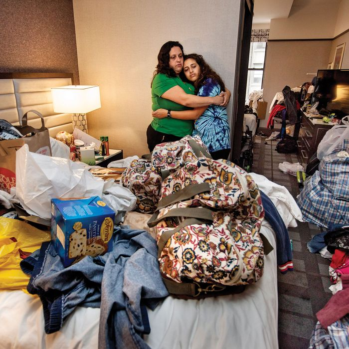 One Year After Hurricane Sandy, Meet the Families That Are Still
